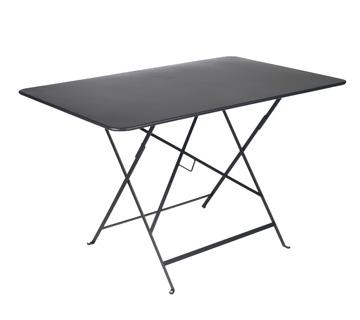 Bistro table 117 x 77 cm – Liquorice