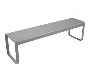Bellevie bench – Steel Grey
