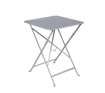 Bistro table 57 x 57 cm – Steel Grey