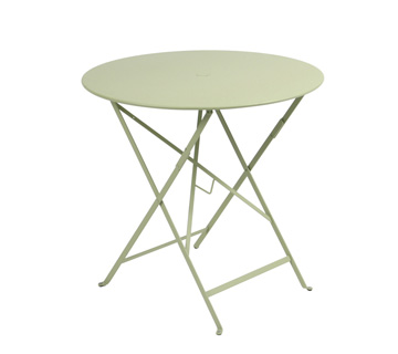 Bistro table Ø 77 cm – Willow Green