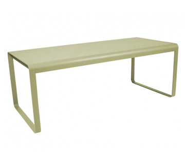 Table bellevie – Willow Green