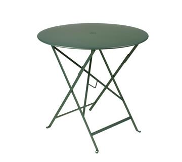 Bistro table Ø 77 cm – Cedar Green
