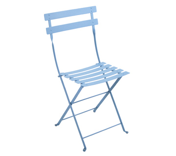 Bistro chair – Fjord Blue