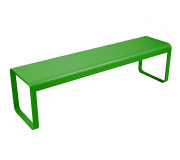 Bellevie bench – Grass Green