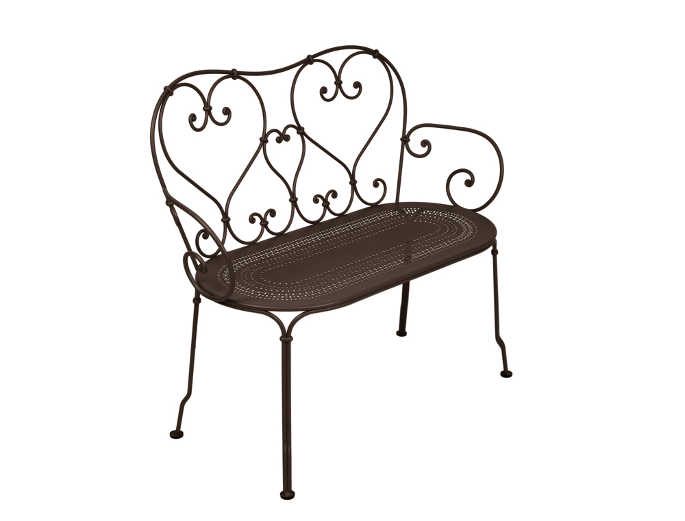 1900 Bench – Russet
