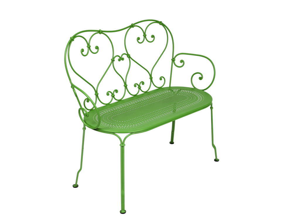 1900 Bench – Grass Green
