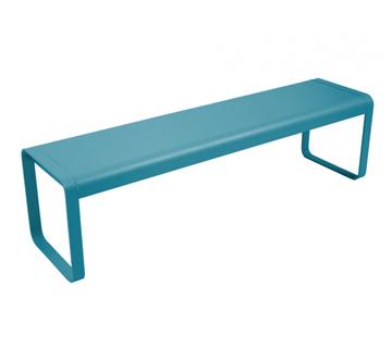 Bellevie bench – Turqouise Blue