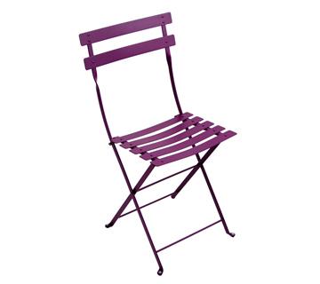 Bistro chair – Aubergine