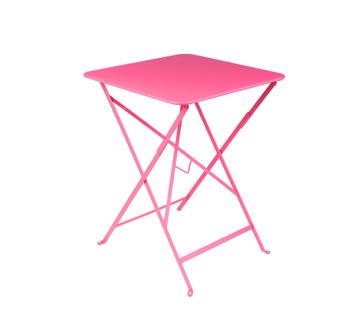 Bistro table 57 x 57 cm – Fuchsia