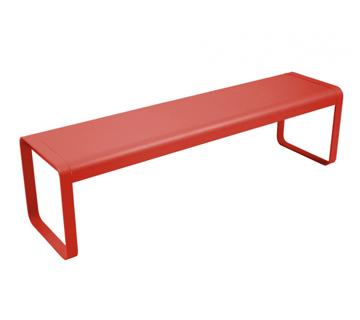Bellevie bench – Poppy