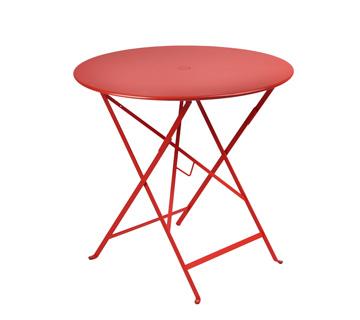 Bistro table Ø 77 cm – Poppy