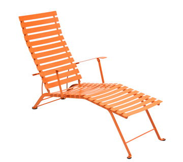 Bistro chaise longue – Carrot