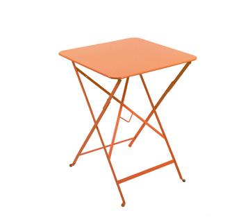 Bistro table 57 x 57 cm – Carrot