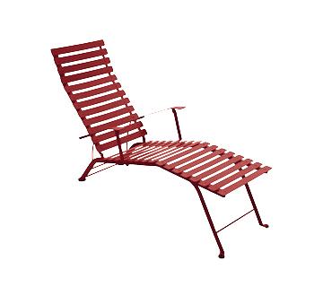Bistro chaise longue – Chili