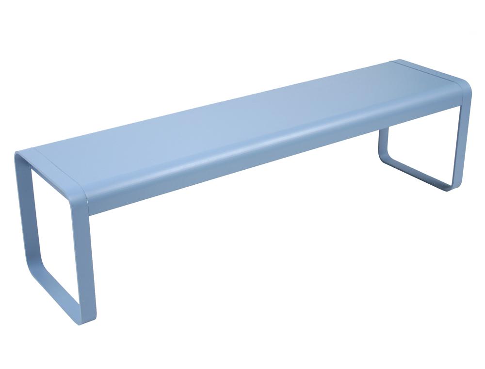 Bellevie bench – Fjord Blue
