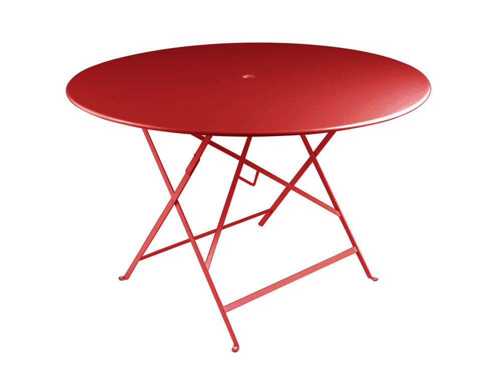 Bistro table Ø 117 cm – Poppy