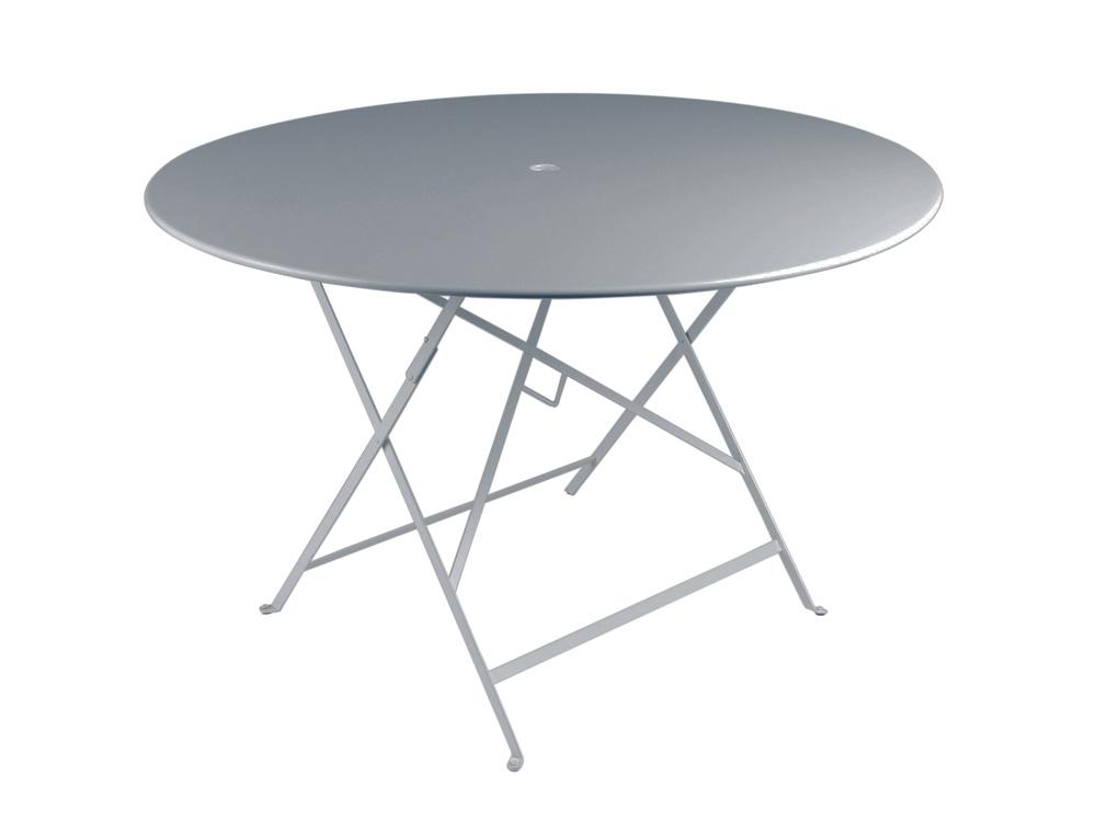 Bistro table Ø 117 cm – Storm Grey