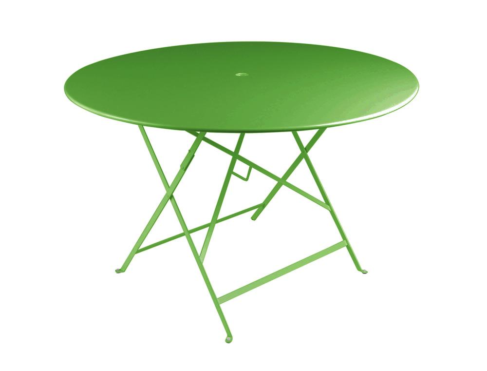 Bistro table Ø 117 cm – Grass Green