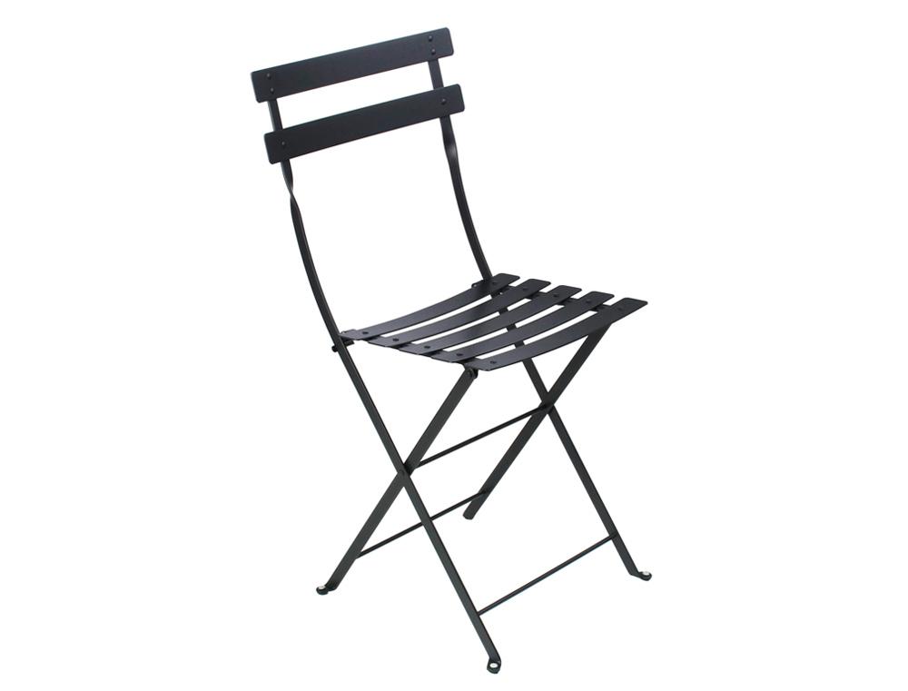 Bistro chair – Liquorice