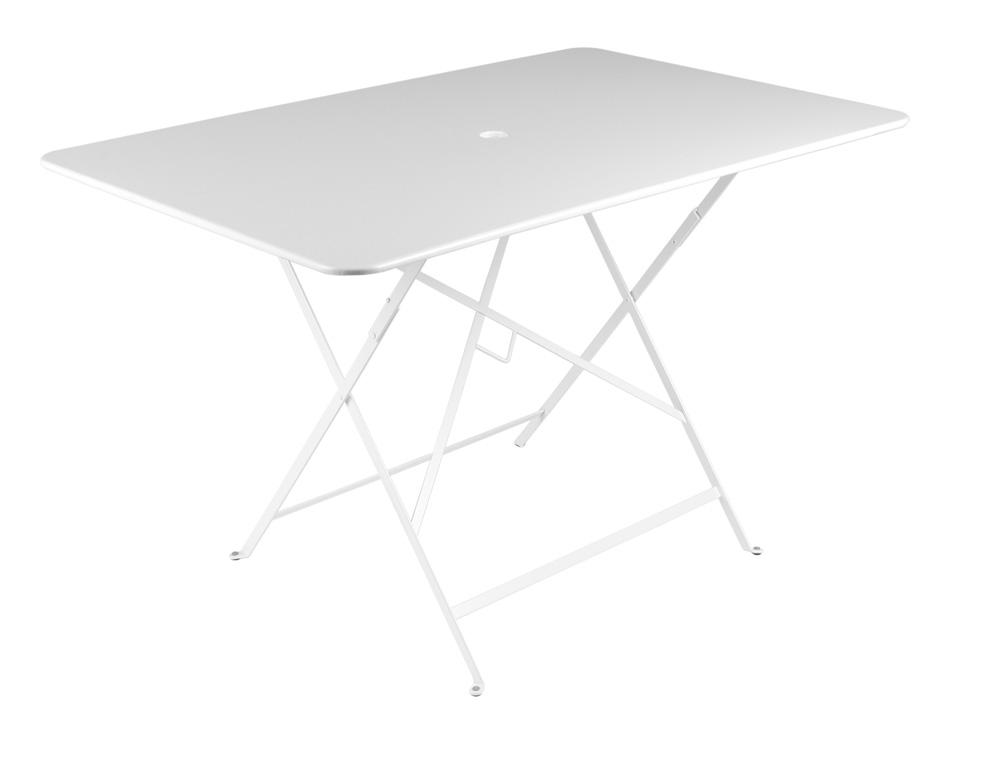 Bistro table 117 x 77 cm – Cotton White