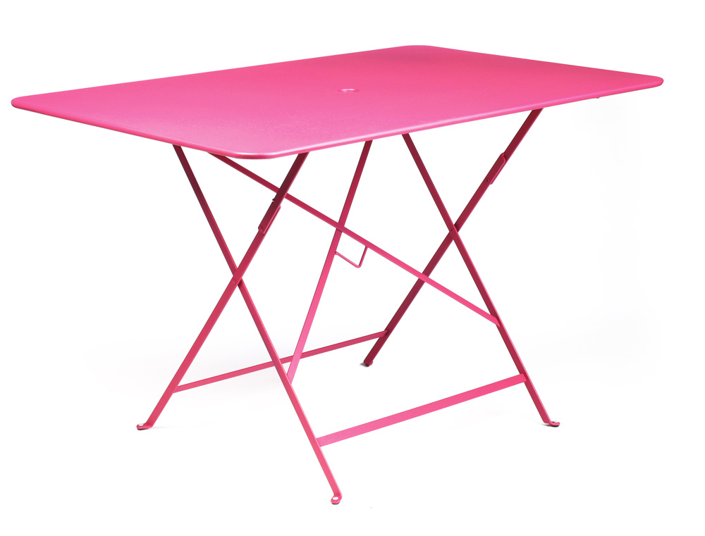 Bistro table 117 x 77 cm – Fuchsia