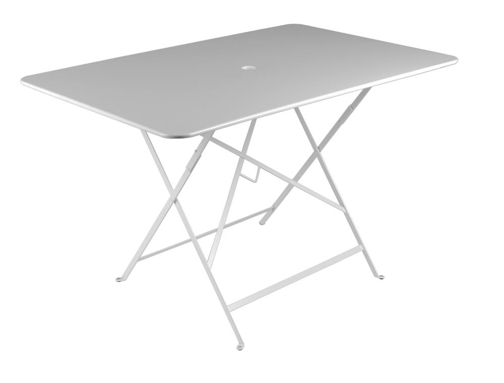 Bistro table 117 x 77 cm – Steel Grey
