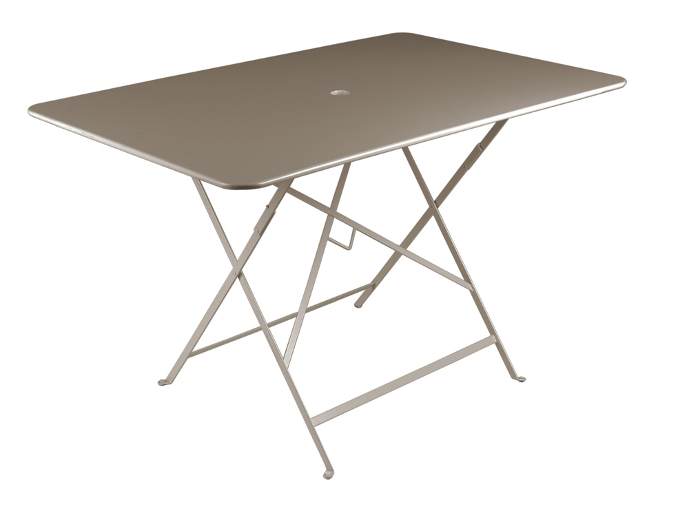 Bistro table 117 x 77 cm – Nutmeg