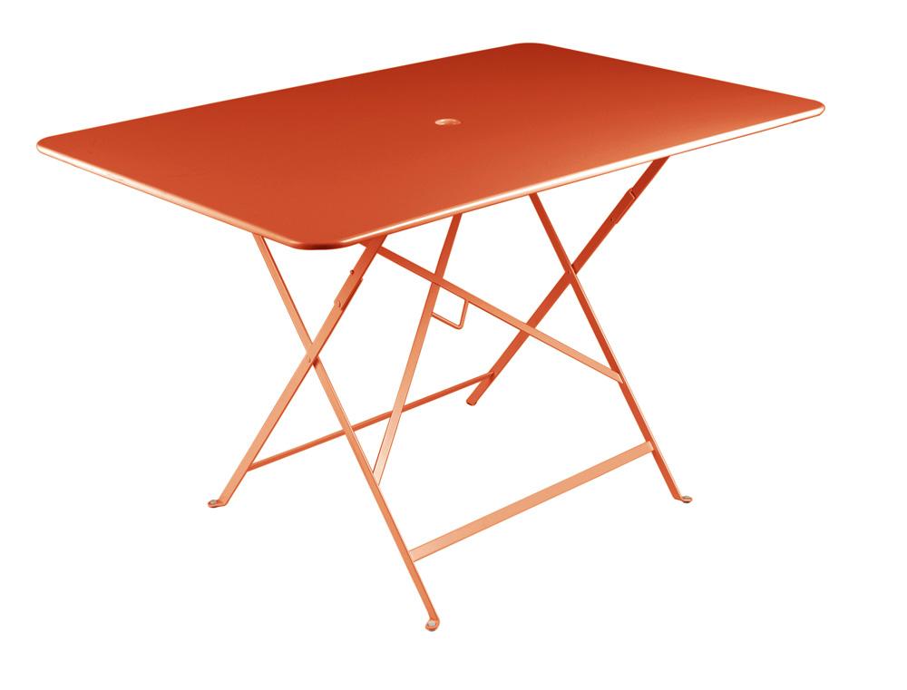 Bistro table 117 x 77 cm – Paprika