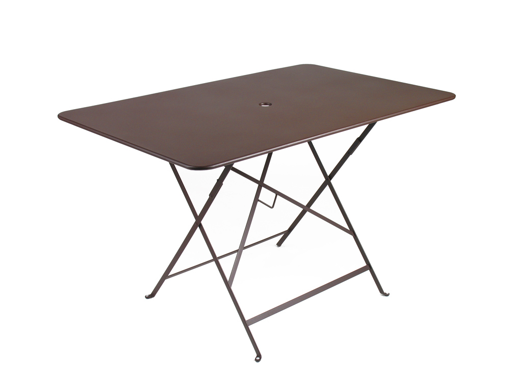 Bistro table 117 x 77 cm – Russet