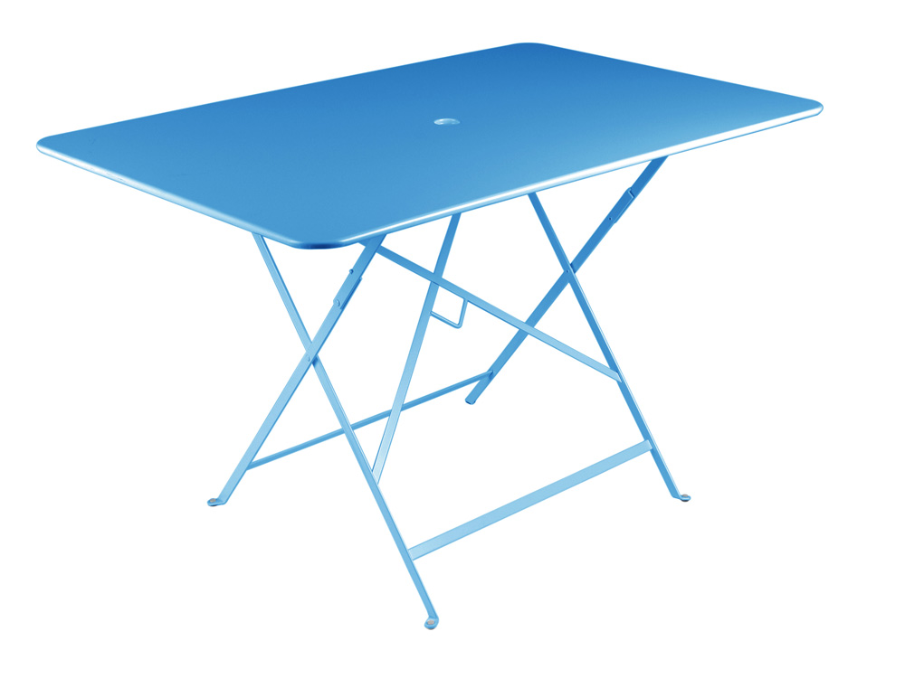 Bistro table 117 x 77 cm – Turqouise Blue