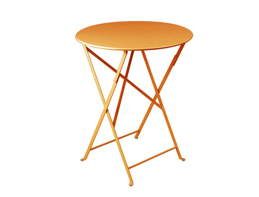 Bistro table Ø 60 cm – Carrot