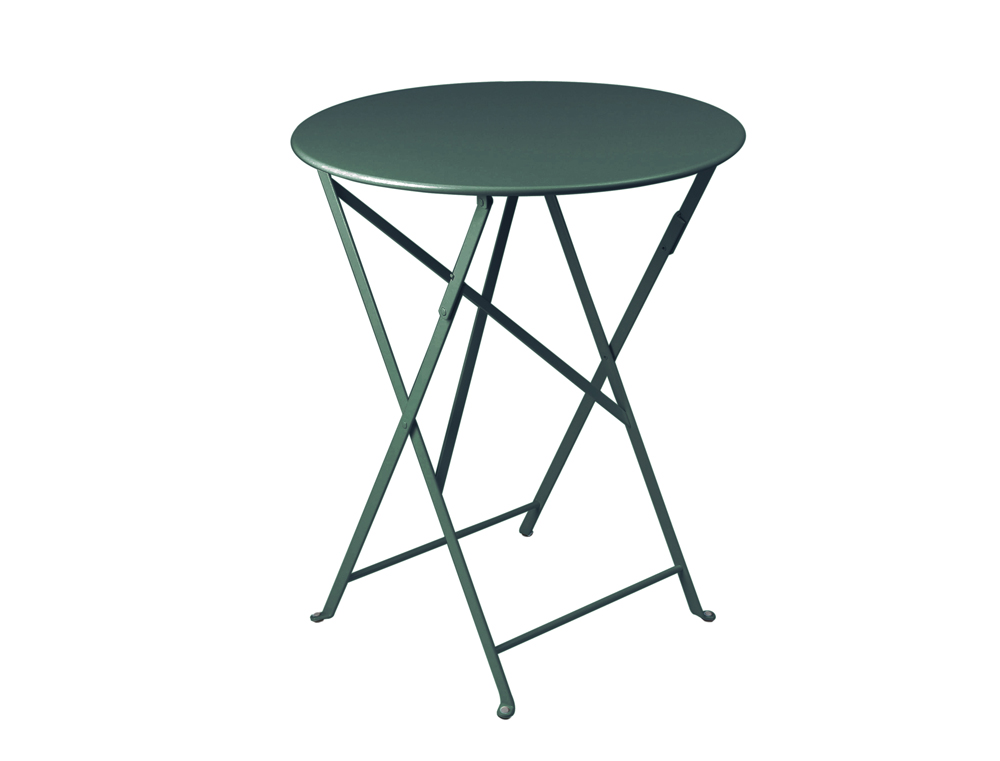 Bistro table Ø 60 cm – Cedar Green