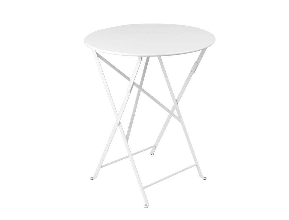 Bistro table Ø 60 cm – Cotton White