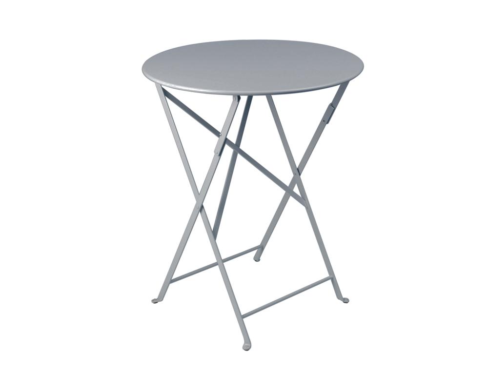 Bistro table Ø 60 cm – Storm Grey