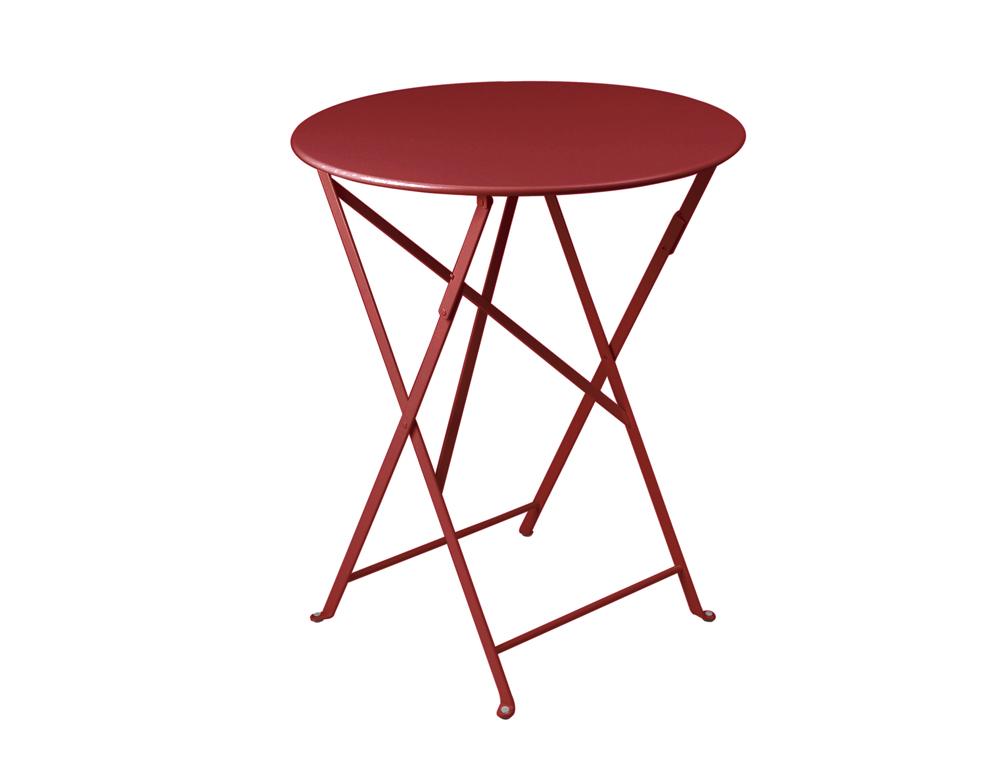 Bistro table Ø 60 cm – Chili