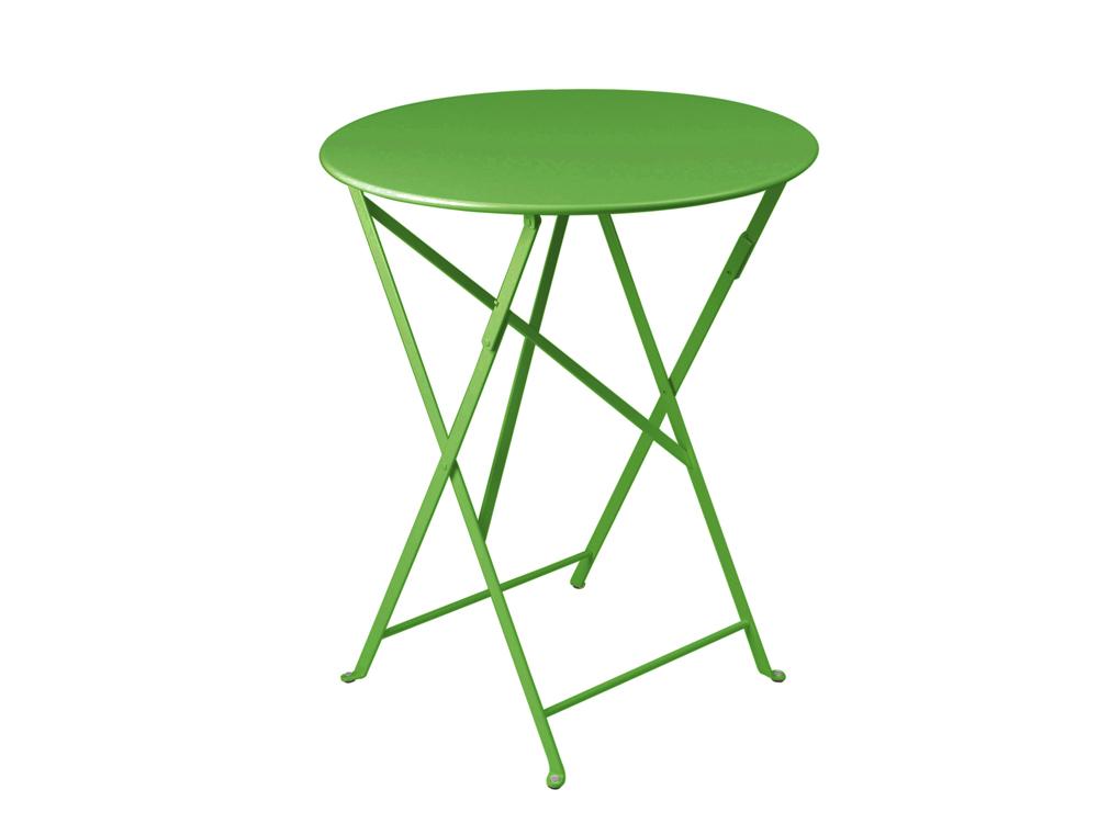 Bistro table Ø 60 cm – Grass Green