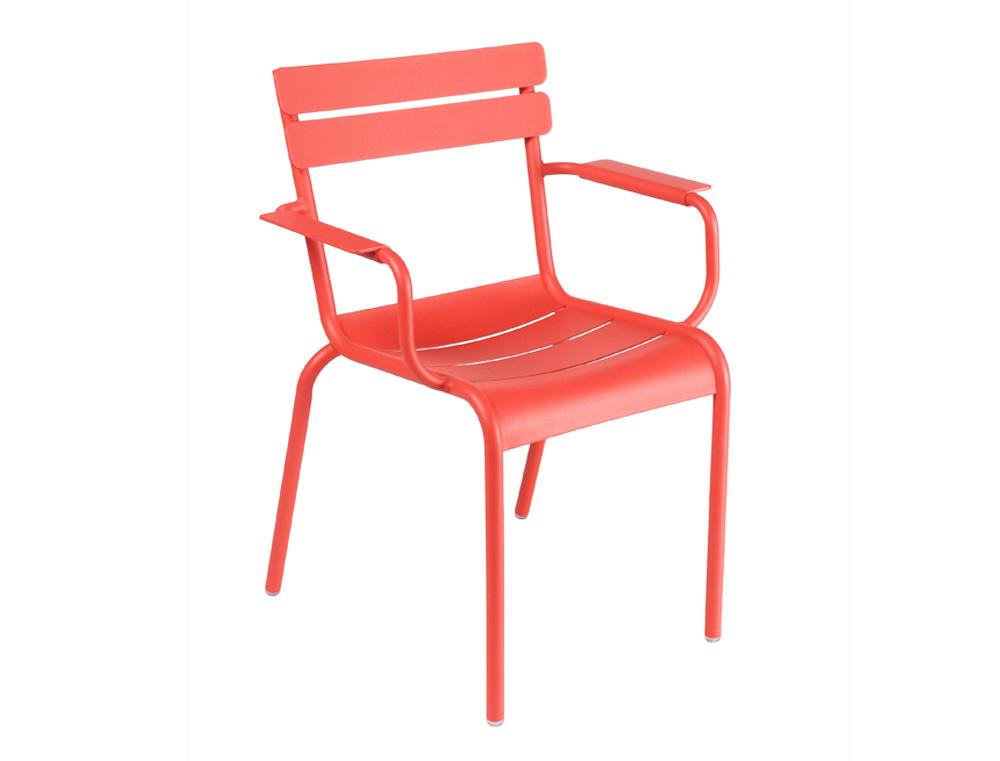 Luxembourg armchair – Capucine