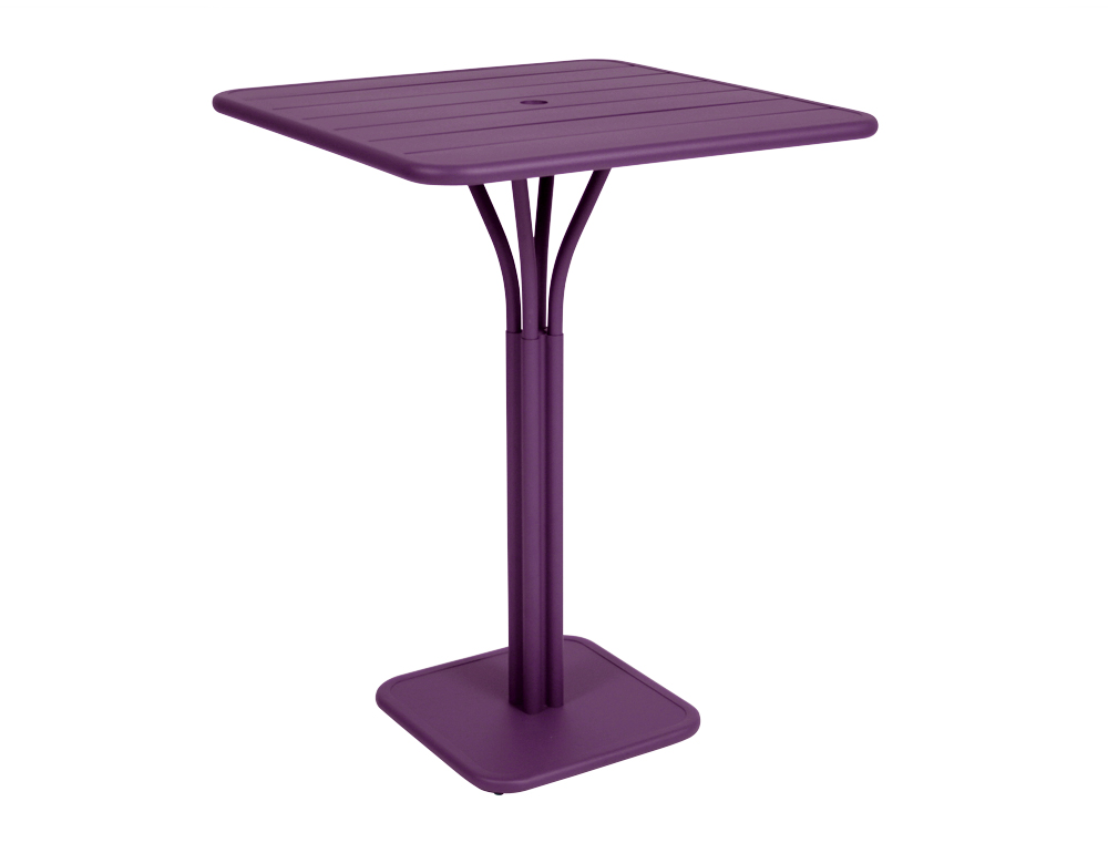 Luxembourg high table – Aubergine