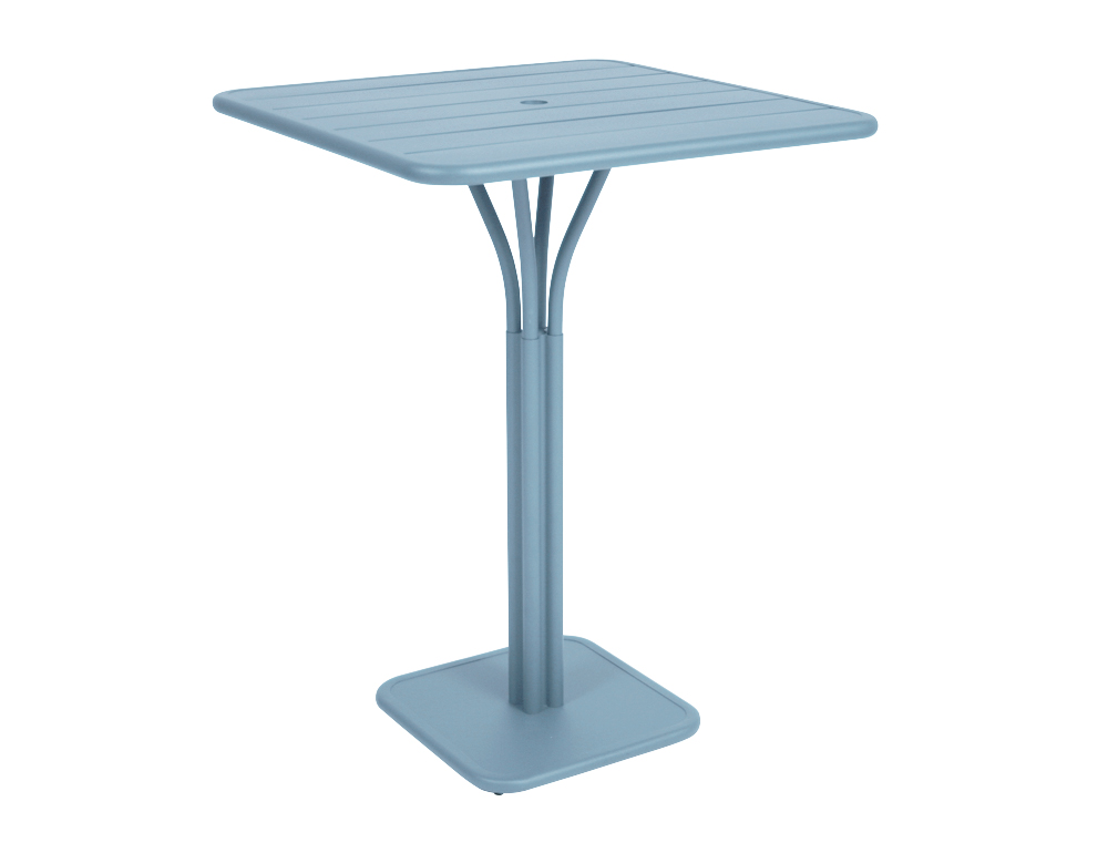 Luxembourg high table – Fjord Blue