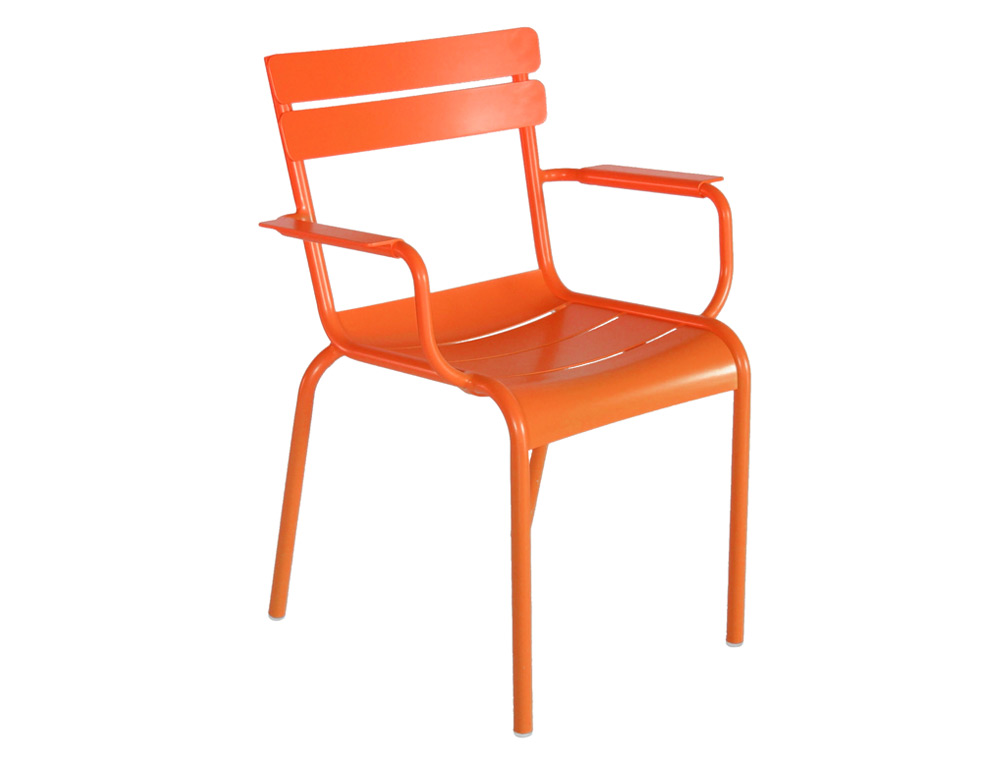 Luxembourg armchair – Carrot