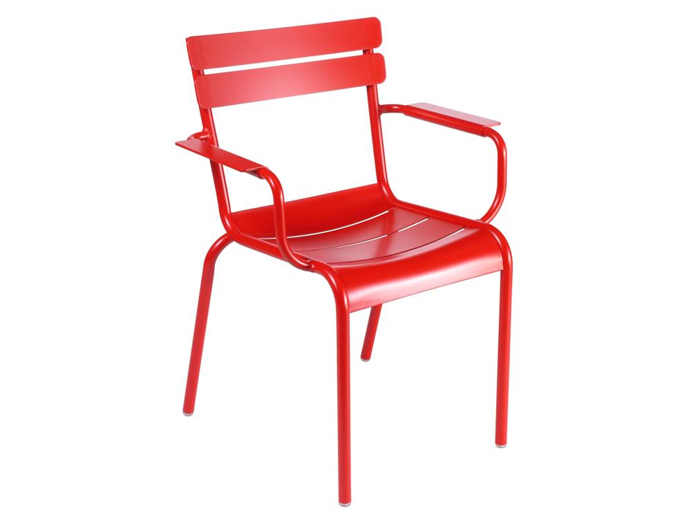 Luxembourg armchair – Poppy