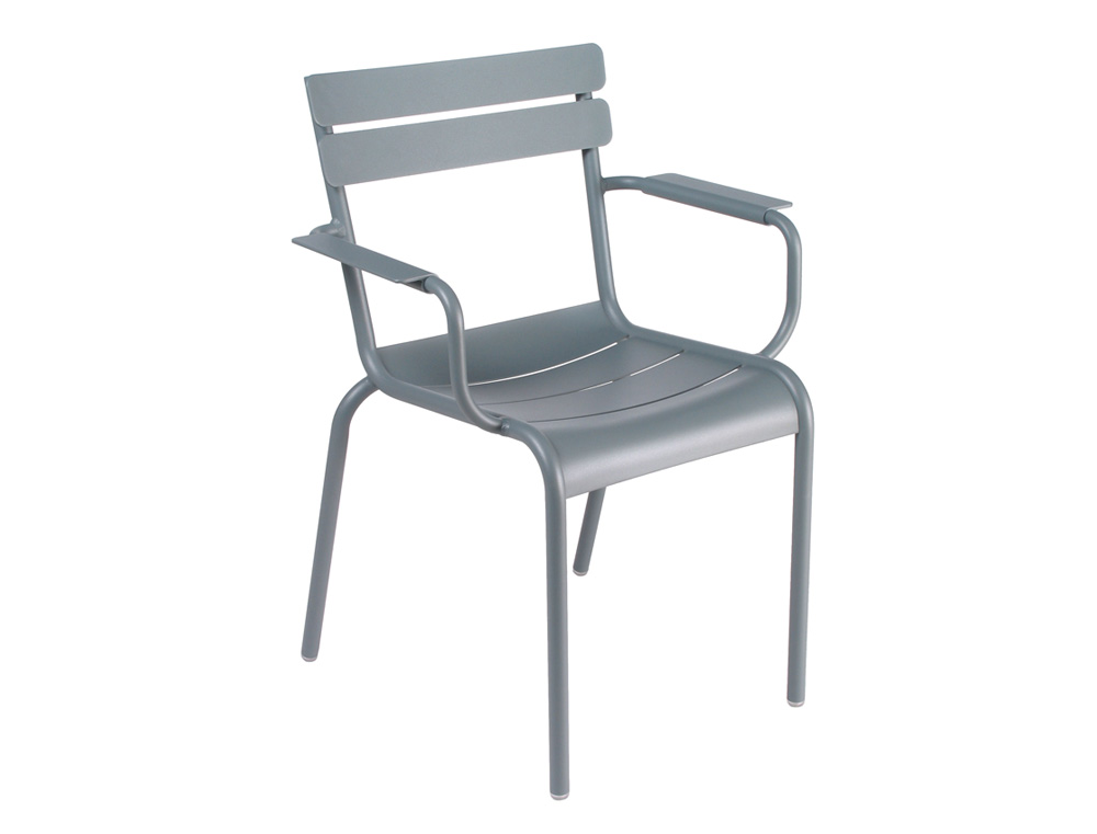 Luxembourg armchair – Storm Grey