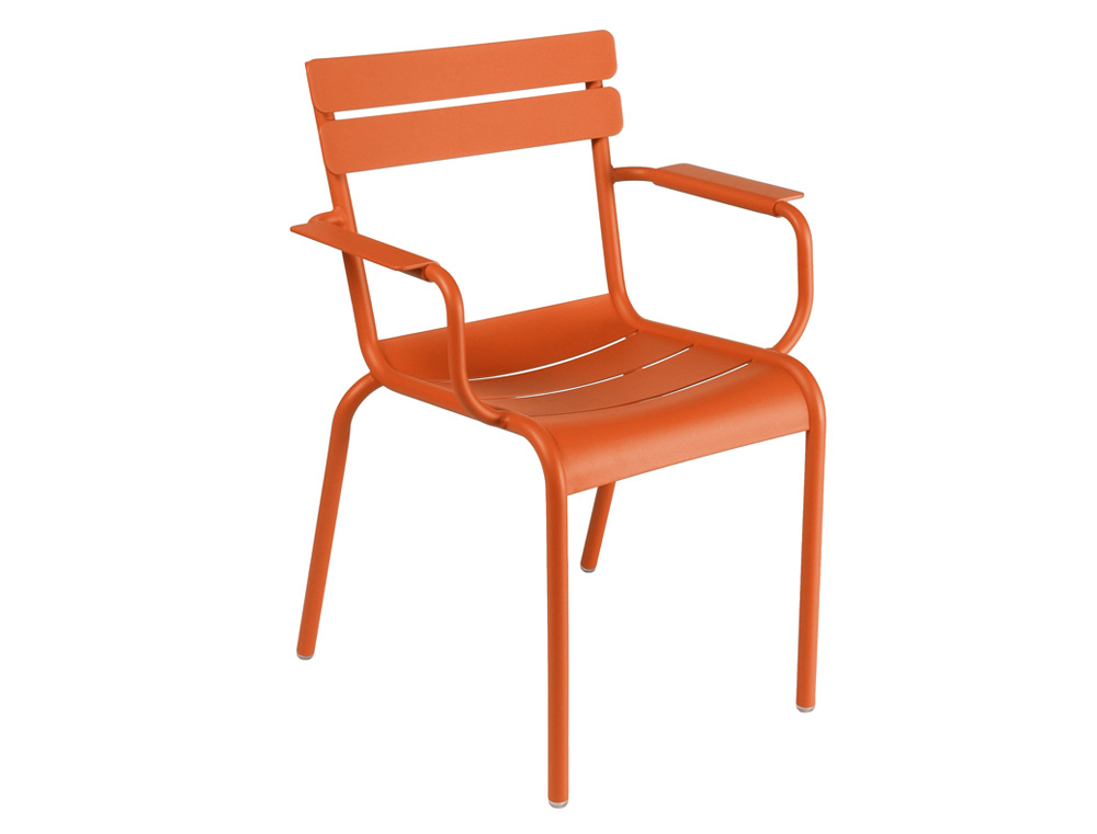Luxembourg armchair – Paprika