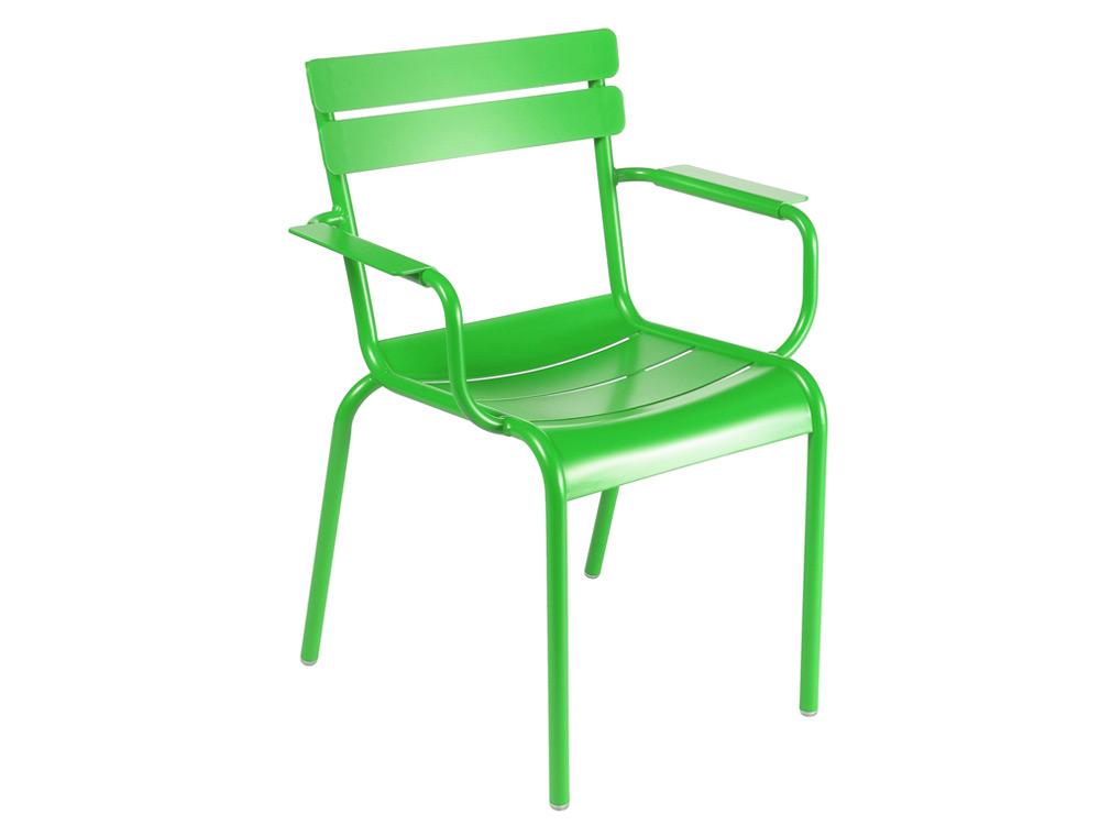 Luxembourg armchair – Grass Green