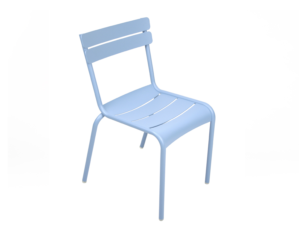 Luxembourg chair – Fjord Blue