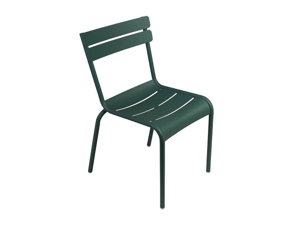 Luxembourg chair – Cedar Green