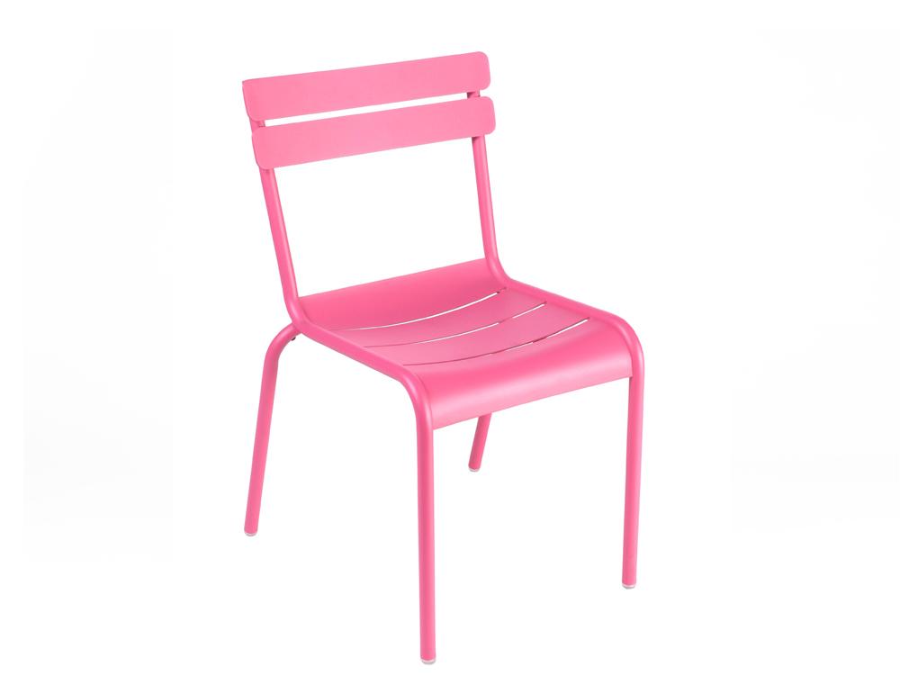 Luxembourg chair – Fuchsia