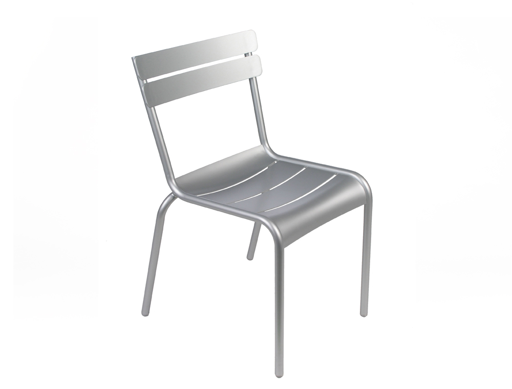 Luxembourg chair – Steel Grey