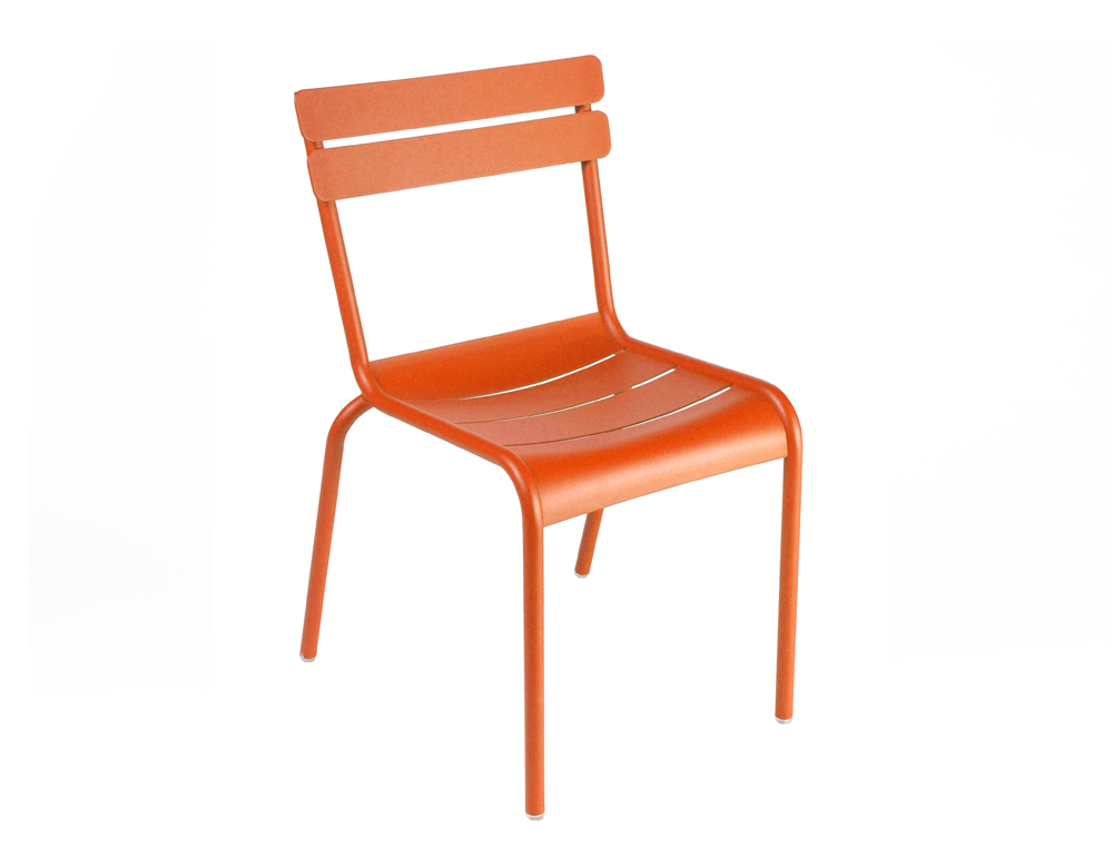 Luxembourg chair – Paprika