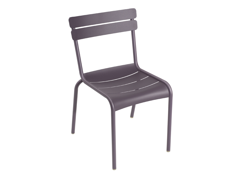 Luxembourg chair – Plum